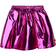 Pre-order Billieblush Pink Metallic Skirt Set