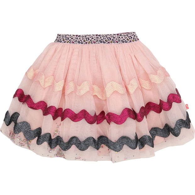 Billieblush Pink Tulle Skirt Set