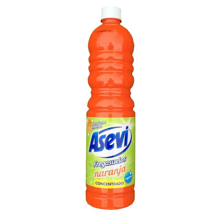 Asevi Floor Cleaner Naranja