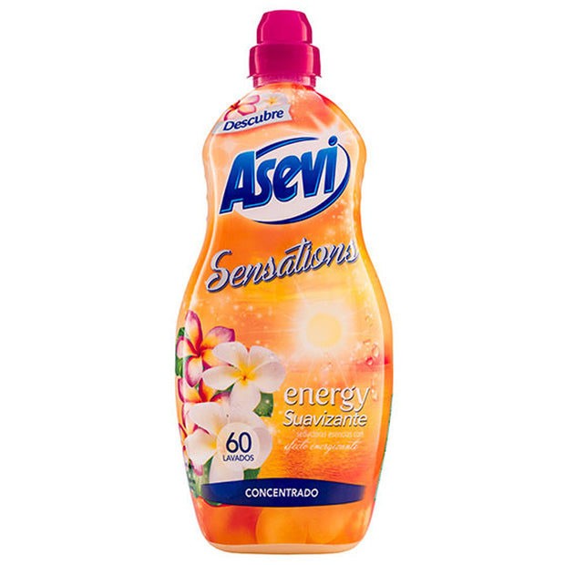 Asevi Fabric Softener Sensations Energy