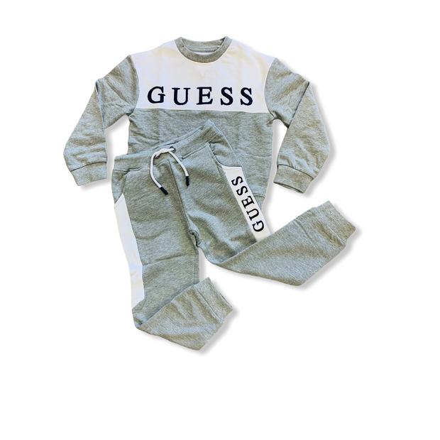 Guess Grey Tracksuit