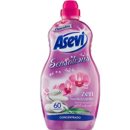 Asevi Fabric Softener Sensations Zen