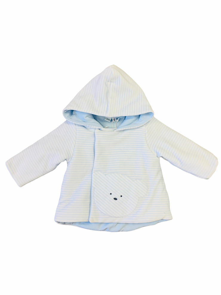 iDo Blue Teddy Jacket