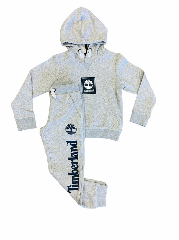 Timberland Grey Hoodie Tracksuit