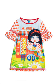Girls Rosalita Senoritas Kazan Dress