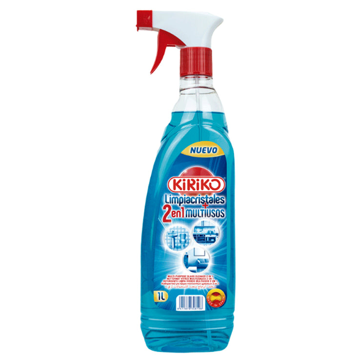 Kiriko 2 in 1 Glass Cleaner & Multipurpose