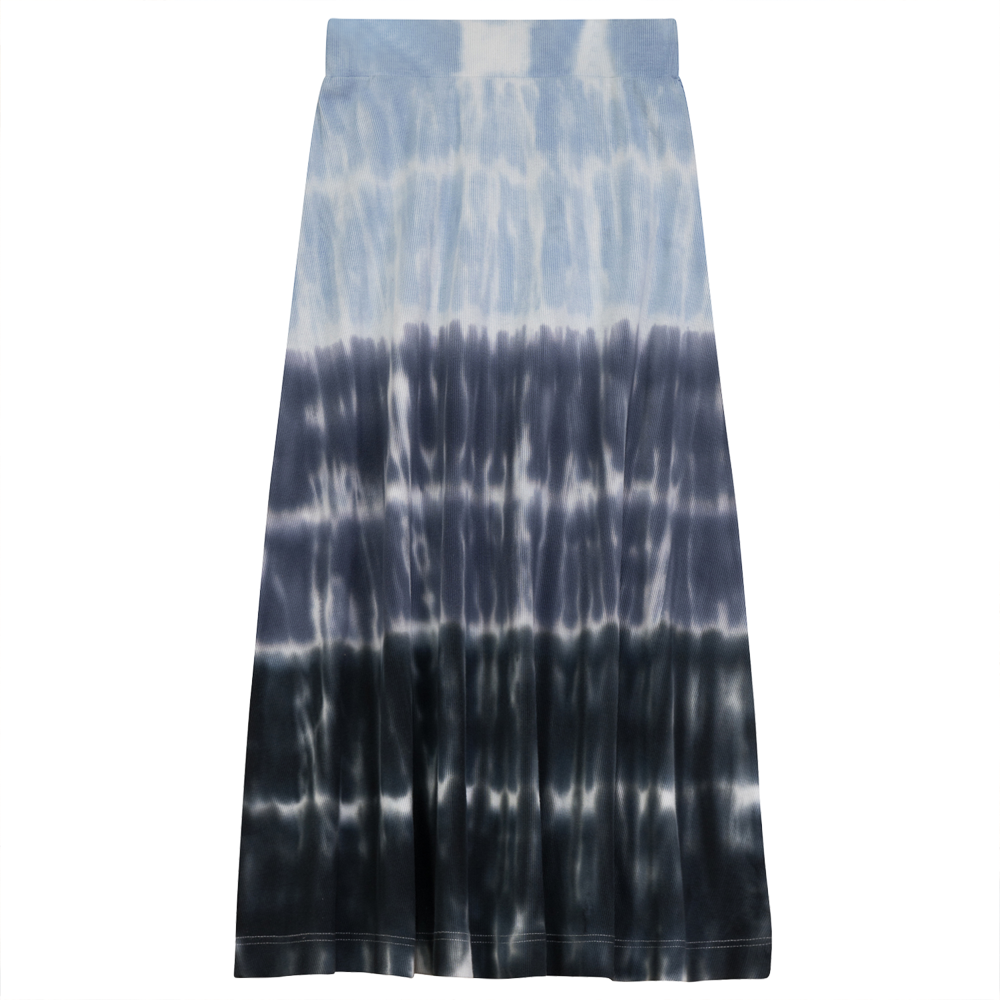 Ribbed Ombre Skirt 1481s
