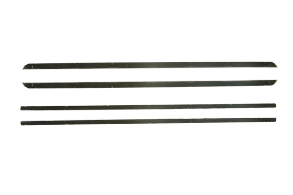 Window Channel Strip Set - Fastback