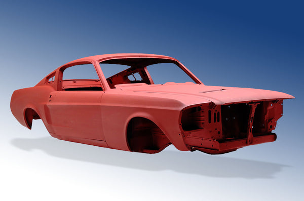 Classic Series Body Shell - 1964-1970 Mustang Fastback and Convertible