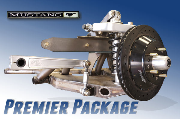 Front Suspension Premier Package - 1965-1970 Mustang