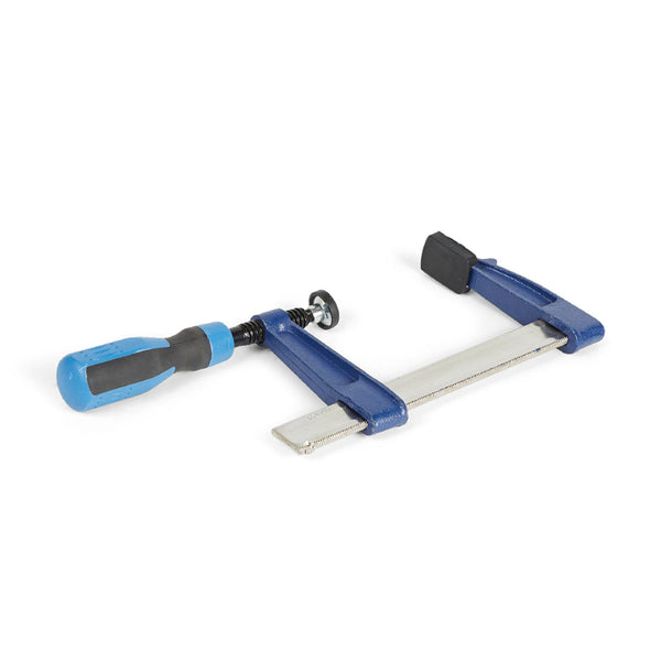 Quick Action Clamp - Rubber Handle