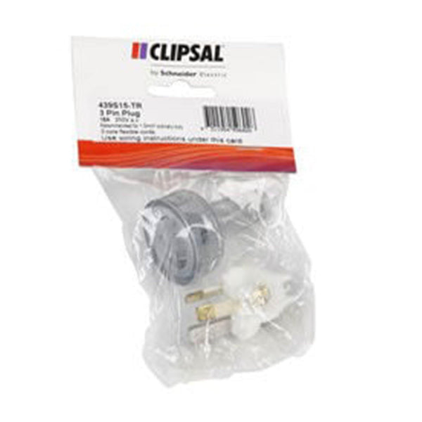 Clipsal Power Plug, Male