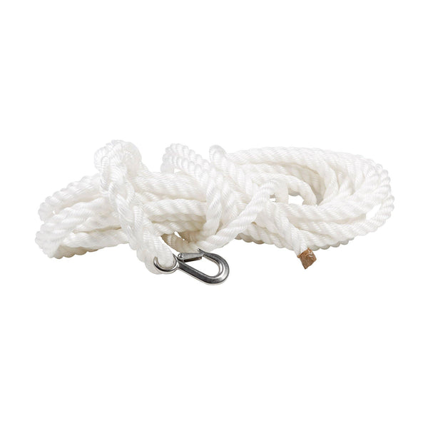 Rope with Lifting Hook, 15m x 18mm