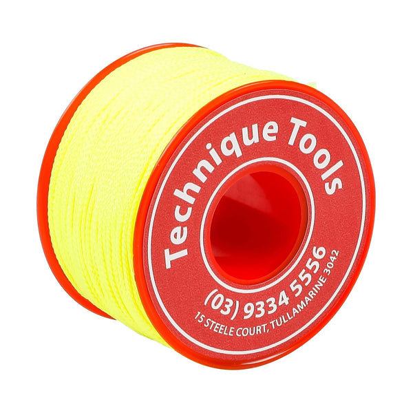 Stringline - 100 Metres, No. 12 Lime