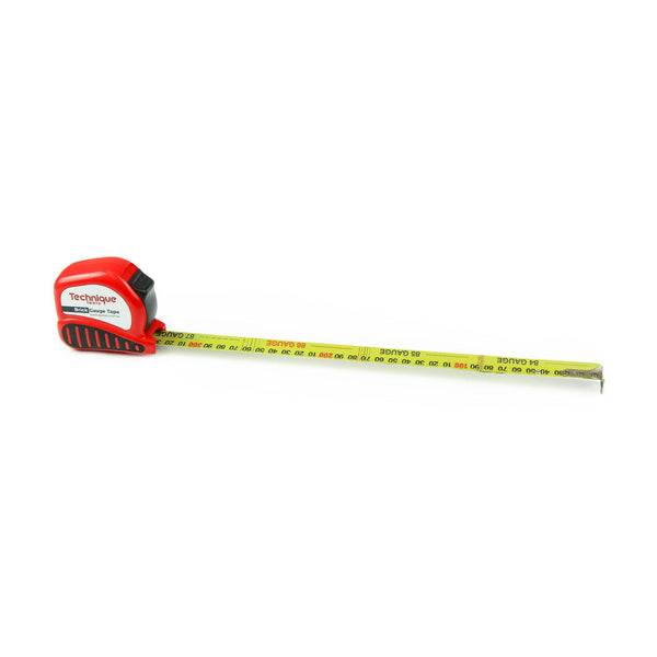 Technique Brick Gauge Tape Measure - Technique Tools