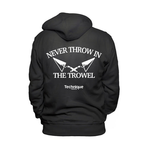 Never Throw In The Trowel Merch