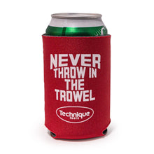 Stubby Holder - Never Throw In The Trowel