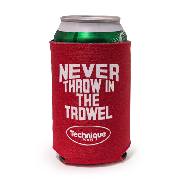 Never Throw In The Trowel - Stubby Holder