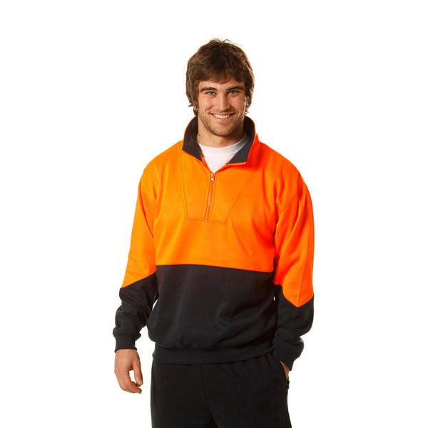 Windcheater , 1/2 Zip Polar Fleece