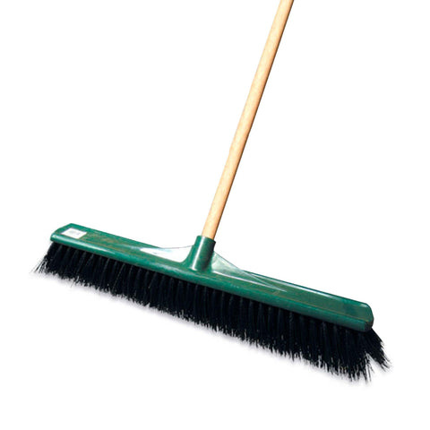 Road Broom, Heavy Duty