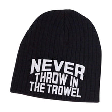 Beanie - Never Throw In The Trowel