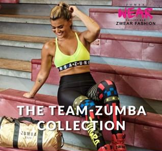 Team Zumba Collection