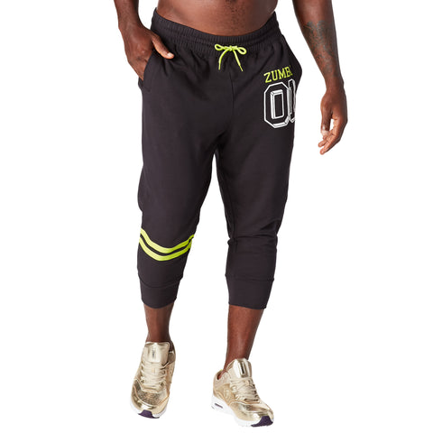 XL LEFT - Team Zumba Harem Sweatpants