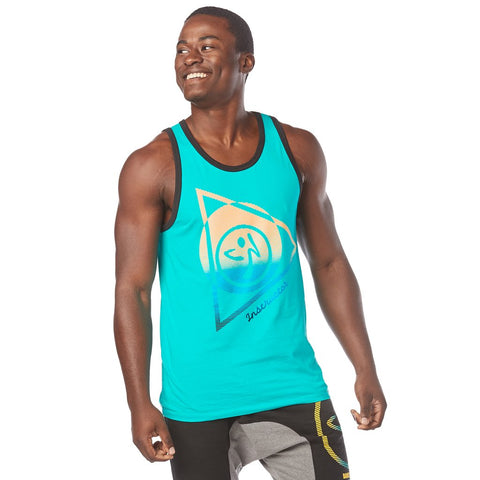 I Want My Zumba Instructor Men's Tank