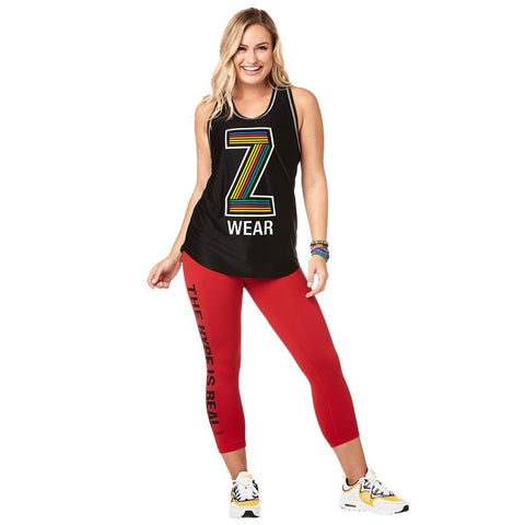 Zumba Made With Love Jersey Tank