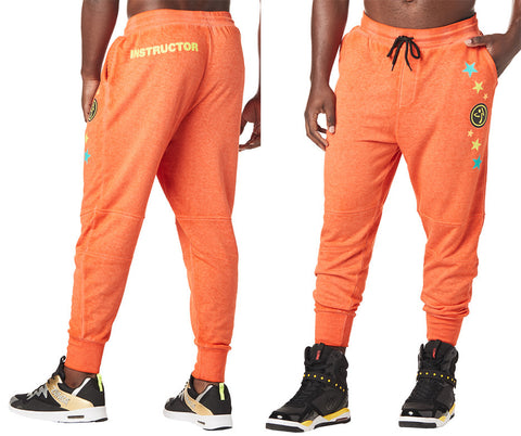 No Bad Vibes INSTRUCTOR Jogger Sweatpants