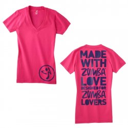 Made with Love V-Neck