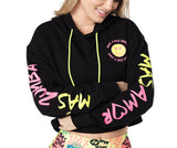 Have a Nice Dance Crop Pullover