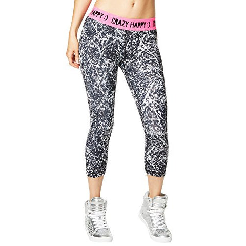 XL/XXL LEFT - Sparks Fly Capri Leggings
