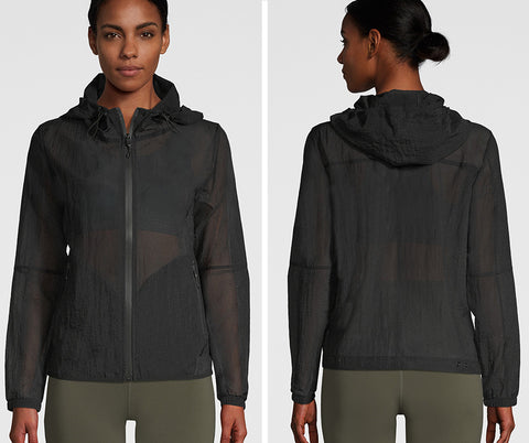 Active Zip-Up Jacket