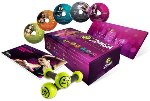 Zumba Exhilarate Box Set