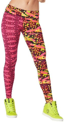 XL/XXL LEFT - Kingston Vibes Perfect Long Leggings
