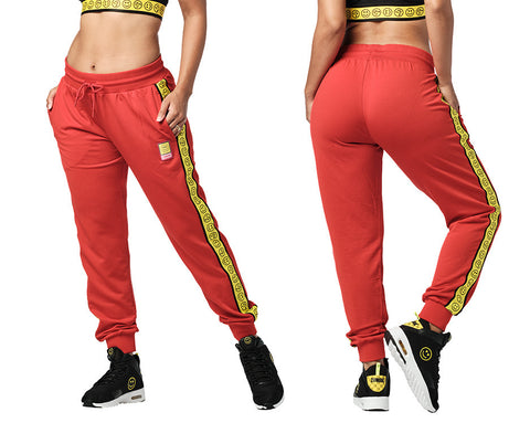 Spread Zumba Love Joggers