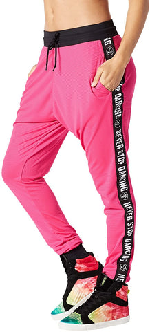 1 LEFT / XS - When the Sun Goes Down Mesh Jogger Pants