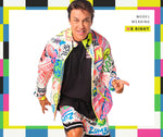 Zumba Original Pop Zip-Up Jacket