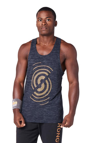 Strong by Zumba Men's Instructor Tank