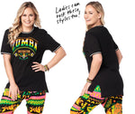 Zumba Mix It Up INSTRUCTOR Tee