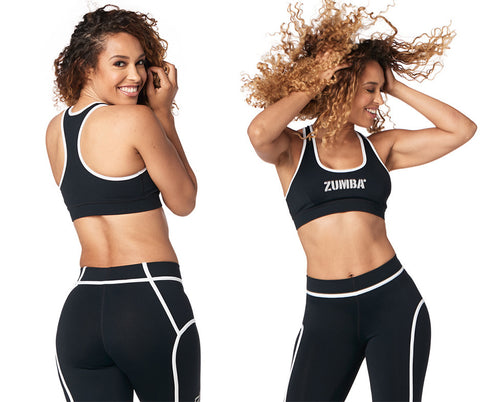 Zumba For All Scoop Bra