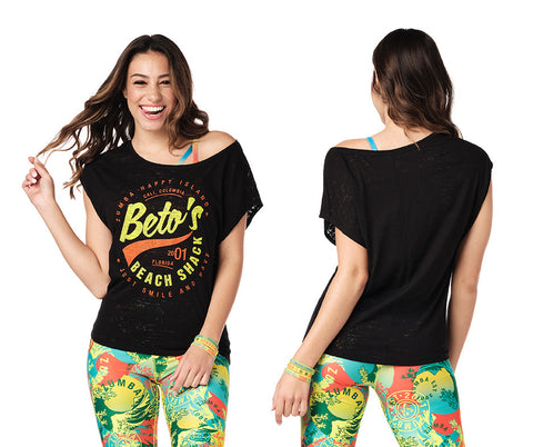 Beto's Beach Shack Top