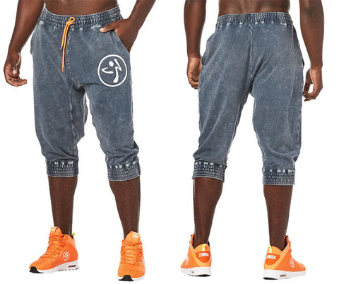Zumba Must Move Men's Capri Sweatpants