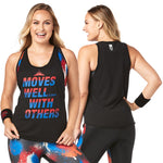 Moves Well With Others Tank