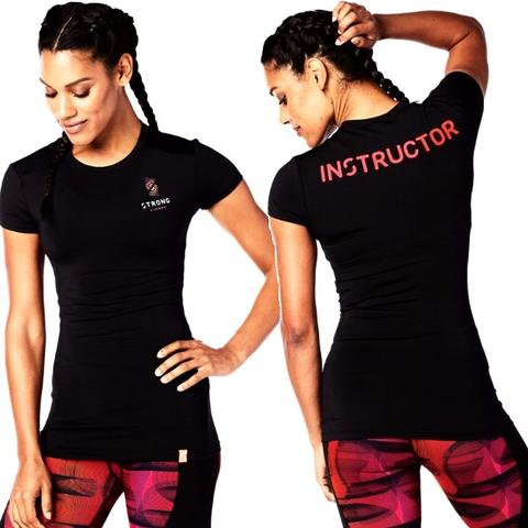 Strong by Zumba Instructor Compression Tee