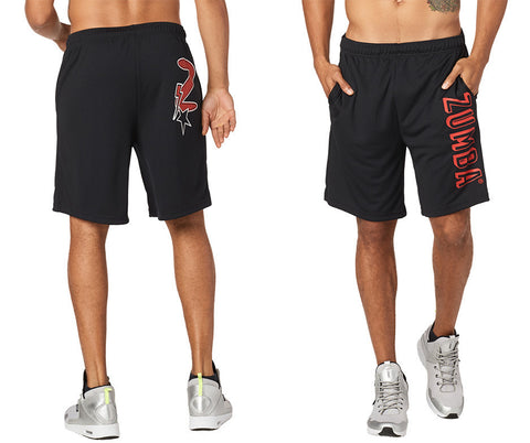 Zumba Power Basketball Shorts
