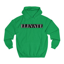 Load image into Gallery viewer, ELEVATE Unisex College Hoodie