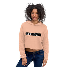 Load image into Gallery viewer, Elevate Crop Hoodie