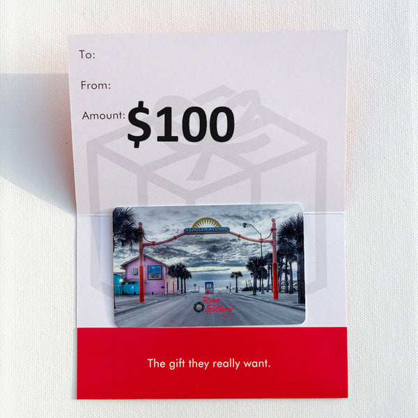 $100 Ring Gallery Gift Card